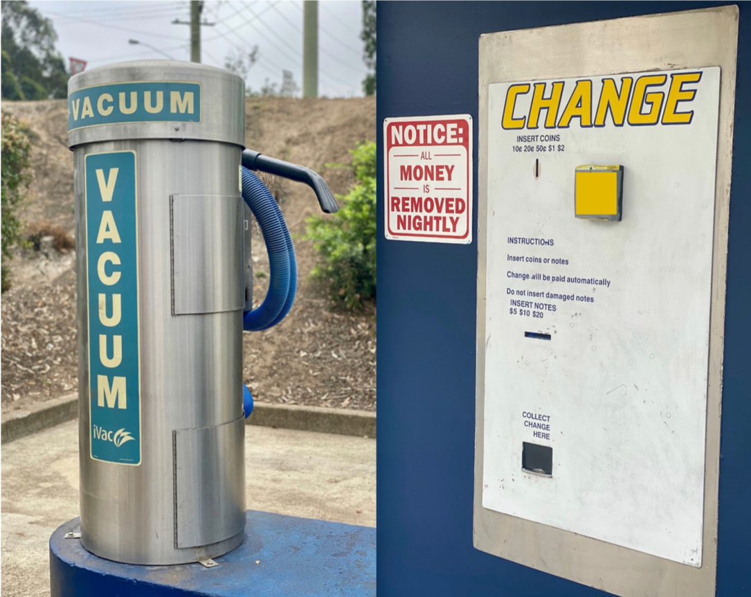 Thornton Car Wash | Vacuums & Vending Machines Thornton NSW
