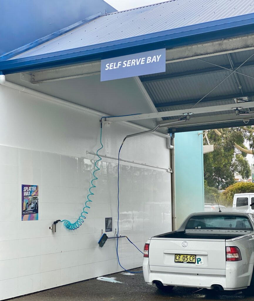 Thornton Car Wash | Self Service Car Wash Thornton NSW